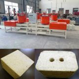 Double Side Press Pallet Foot Block Machine
