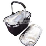 Durable and multifuction wholesale picnic basket