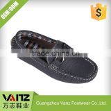 Customized OEM ODM PU Leisure Mens Leather Sole Loafers Casual Shoes
