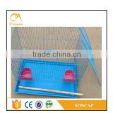 Hot sale bird breeding cage for small pigeon used