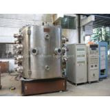 Art fence vacuum coating machine