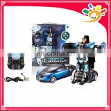 rc robot cars! car transform robot toy for sale