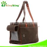 Italian gent extra large pet bag/pet carrier