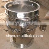 China clay powder dry screening process rotary vibratory shaker