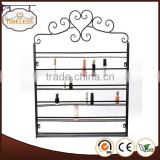 On-time delivery factory supply Iron Nail Polish Rack