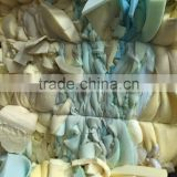 Cheapest price AA grade factory directly sell high quality clear pu foam scrap