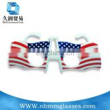 The patriotic Flag party sunglasses