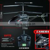 2.4G RC Camera Helicopter RC 3.5CH Camera video Helicopter