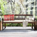 Wooden Bench Java Classic Mahogany