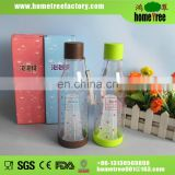 2014 korean design plastic infuser water bottle