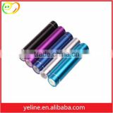9cm cylindrical mini power bank external battery for mobile phone                                                                                                         Supplier's Choice