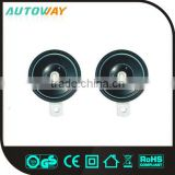 80mm 12v disc sound car horn