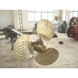 Marine Big Developed Area Ratio Propeller