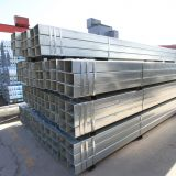 ASTM A500 Gr.B Hot Rolled Square and Rectangular Steel Tube