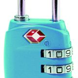 Combination tsa lock for luggage, tsa luggage lock password, 3 digital combination lock TSA approved Travel accessory