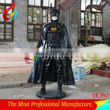 Playground 2M Height Fiberglass Statue Movie Characters Batman Sculpture