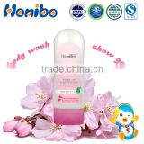 OEM/ODM shower gel whitening body wash