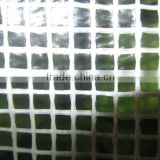 reinforced greenhouse plastic cover,high density polyethylene mesh fabric,agricultural polyethylene film