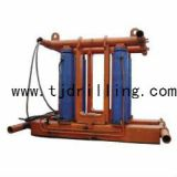 universal sheet pile extractor