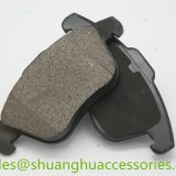 Brake pad for ALHAMBRA, SHARAN auto carSemi metallic material