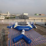 New <b>inflatable</b> <b>water</b> <b>trampoline</b>