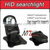 Foldable hid work light/offroad light/fishing light 35W