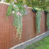 Good quality vertical garden willow hedge fences