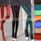 Hot Selling Summer Spring Design Nude Chinese Girls Photos Plain Bright Neon Candy Solid Color Cheap Young Girls Tights