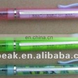 Popular custom logo Promotional flag pen for advertising