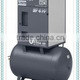 Atlas 5HP <b>oil</b> <b>less</b> <b>air</b> <b>compressor</b>