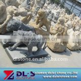 Garden Granite Sculpture