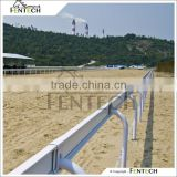 Fence Manufacture Plastic PVC/Vinyl Equestrianism Racing Track Rail