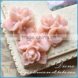 bulk buy from china resin flower decoration