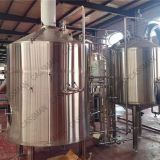 beer kettle boiling tank 3.2meter cube per day