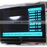 Hospital/Banking Automatic <b>Queue</b> <b>Management</b> <b>System</b> LCD Monitor