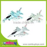 Hot sale 7.5 inch good quailty metal toys diecast model aircraft from china
