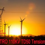 MEGATRO 220KV 2A3 J2 tension Transmission tower