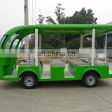 best factory price 11 seat electric sightseeing cart golf cart hot sales