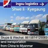 Shwe li- Myanmar cross-border logistics&transportation