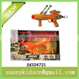 2014 hot selling soft dart gun soft bullet gun for kid