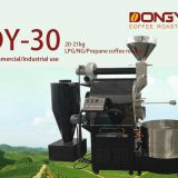 electric/gas 30KG industrial coffee roaster guaranteed coffee roaster/electric/gas coffee roaster