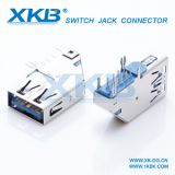 USB3.0 female head USB3.0 mother chip patch