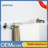 wall mounted Stianless steel double extension bar towel