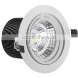 20w downlight led cuadrado, PWM dimmer led downlight