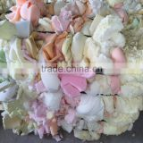 High quality pu foam scrap AA grade pu foam scrap