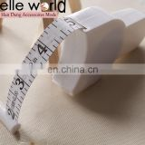 1.5M plastic round retracted PVC fabric waist body tape measure clothing measure