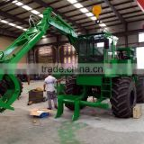 Forestry harvester qz-7600 sugar cane loader/china wood loader