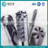 4EL tungsten carbide end mills