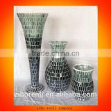 Home Mosaic Gorgeous Designs Decorative Glass Vases