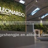 China manufacture fake artificial plant wall for landscaping